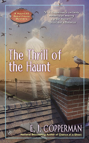 The Thrill of the Haunt by E.J. Copperman