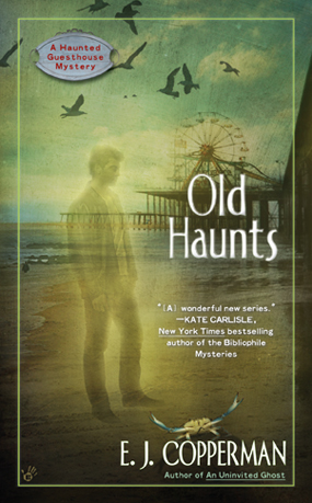 Old Haunts by E.J. Copperman